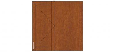 right blind 1 door wall cabinet