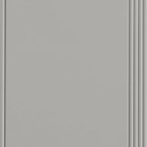 light gray cabinet door finish